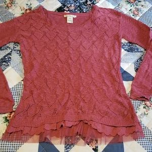Womens American Rag Sweater Size Medium